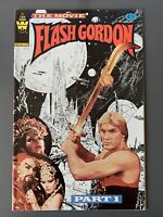 Vintage Whitman Flash Gordon The Movie No.31 Comic Part 1 Adaptation 1980s