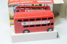 LONE STAR 1259 * LONDON ROUTEMASTER  ( DOPPELDECKER ) BUS * OVP