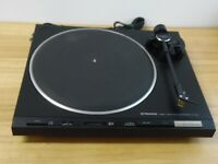 Pioneer PL-730 Direct Drive Turntable with manual