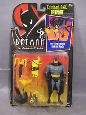 Animated Series COMBAT BELT BATMAN w/ Firing Grppling Hook and Bat Missile 1992