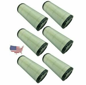 6-Pack Maverick X3 XDS XRS Stock Replace OEM 715900422 x4 Air Filter Can-Am