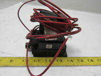 Parker GG20225B22M01 4/2 Position 4 Port Single Solenoid Valve 24VDC Coil