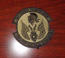 U.S.A.F. PATCH, 726TH EXP AIR BASE SQN, SCORPION,MULTICAM,OCP HOOK LOOP x