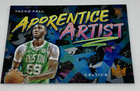 Tacko Fall 2019 20 Panini Court Kings Rookie Apprentice Artist Sapphire  #25/49
