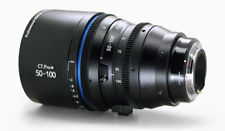 Cinematics Cine sigma 50-100mm f1.8 T2.0 EF for bmcc ursa red epic sony a7 c300