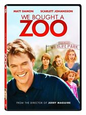 DVD - Drama - We Bought a Zoo - Matt Damon - Scarlett Johansson