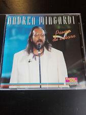 ANDREA MINGARDI PAURA DI VOLARE CD COME NUOVO RARISSIMO
