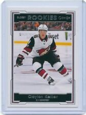 17/18 O-PEE-CHEE OPC GLOSSY ROOKIE RC #R-10 CLAYTON KELLER COYOTES *54072