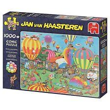 Jan van Haasteren Puzzle Das Ballonfestival 19052 Jumbo 1000 Teile  NEU OVP