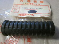 NOS Honda Kick Starter Rubber 80-83 C70 77-78 XR75 80-82 CM200 28311-342-000 Qy1