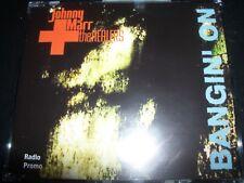 Johnny Marr Bangin' On – Radio Promo CD Single – Like New
