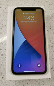 Apple Iphone 11 128gb White (Verizon) Unlocked