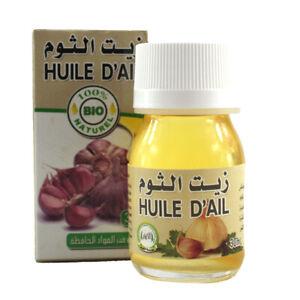 Knoblauchöl 30ml aus Marokko Öl der Knoblauchknolle ätherisches Knoblauch Öl
