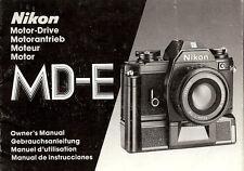 camera manuals for nikon ebay rh ebay com nikon em user manual pdf Nikon EM User Manual