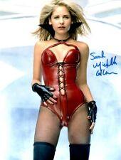 Autographed Sarah Michelle Gellar Aka (Buffy) signed 8 X 10 photo No.1