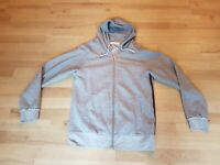 GOLDEN GOOSE DELUXE BRAND Grey Hoodie Size M Made in Italy **Free P&P**