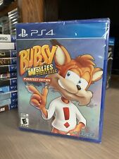 Bubsy The Woolies Strike Back Purrfect Edition | PlayStation 4 PS4 | New Sealed