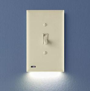 SnapPower Switch Light - Light Almond