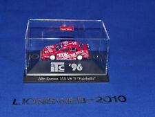 1:87 Herpa Alfa Romeo 155 V6 TI ITC 96 - Fisichella Nr.14    #003