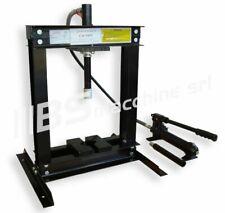 Pressa idraulica manuale da banco SOGI P4-M da 4 Ton