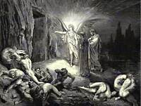 GUSTAVE DORE INFERNO CANTO 9 1 DORE OLD MASTER ART PAINTING PRINT POSTER 1233OM
