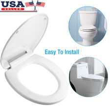 Bidet Elongated White Toilet Seats For Sale Ebay