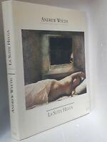 ANDREW WYETH - LA SUITE HELGA - 1987 TRES BON ETAT