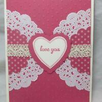 Semicircle Lace l Cutting Dies Stencil Scrapbook Paper Card Craft Embossing DIY