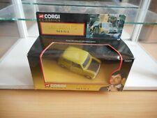 Corgi Classics Mr Bean's Mini in Green in Box