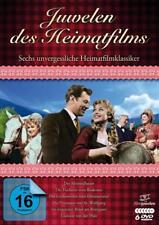Juwelen des Heimatfilms - Sechs unvergessliche Heimatfilmklassiker  [6 DVDs] (2017)