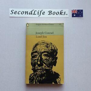 (Vintage) LORD JIM ~ Joseph Conrad (1964). Penguin Modern Classics. H