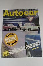 Autocar 1968 April, Porsche 911 4 Door/Hillman Master Hunter/Mazda 1500 De Luxe