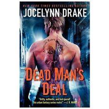 Dead Man's Deal - The Asylum Tales by Jocelynn Drake SC new