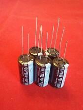 5 PCS 680uF 680mfd 50V Electrolytic Capacitor 105c  USA FREE SHIPPING