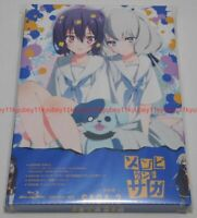 Zombie Land Saga Vol.2 First Limited Edition Blu-ray CD Booklet Japan EYXA-12124