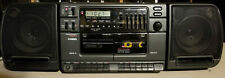 Casio Cp 720R Am/Fm Radio Stereo Cassette Player