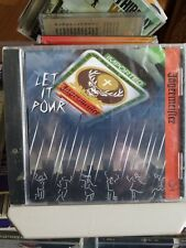 Let It Pour Jager 56 Jagermeister CD 1998 Various Artist BRAND NEW SEALED