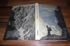 Hellmut Schöner -- 2000 METER FELS // ein WATZMANN-OSTWAND-Buch von 1981