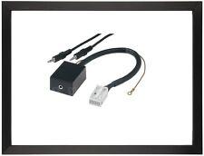 Aux Adapter 12pol  für VW RCD100 RCD200 RCD300 RCD500  MFD2 RNS2 RNS500 DELTA6