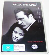 Walk The Line--- (DVD, 2008, 2-Disc Set)