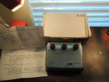 KLON CENTAUR PROFESSIONAL OVERDRIVE EFFECTS PEDAL AUTHENTIC OD w/BOX & PAPERWORK