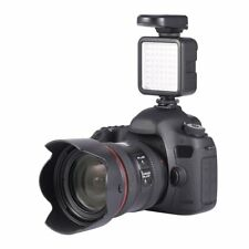 49 LED Video Light Lamp Photographic Photo Lighting for Camera Photography AG