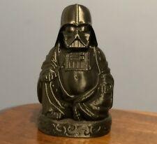 3D Printed Star Wars Character: Darth Vader Buddha - Free Shipping!