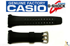 CASIO G-SHOCK GW-056A Original Black Rubber Watch BAND Strap GW-056E GW-056J