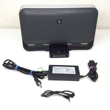 Altec Lansing M604 Powered Audio System for Zune Dock Station Speaker W/Aux