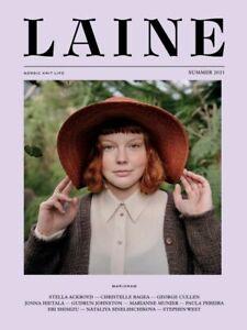 Laine Magazine Issue 11: Marjoram