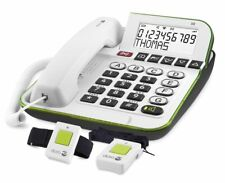 Doro Secure 350 Großtastentelefon Hörgeräte-kompatibel Leucht-Display NEU OVP