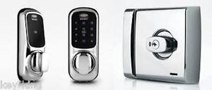 Lockwood Keyless Digital Door Lock 001 Touch 001T1K1CPDP -Deadlock-Free Postage