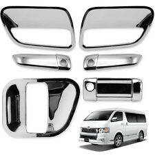 Doors Handle Bowl Inner Cover Chrome For Toyota Hiace Commuter Van 2005 - 2017