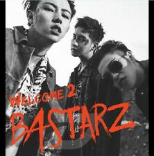 Block B BASTARZ 2nd Mini Album - [WELCOME 2 BASTARZ] CD + Photobook + Photocard